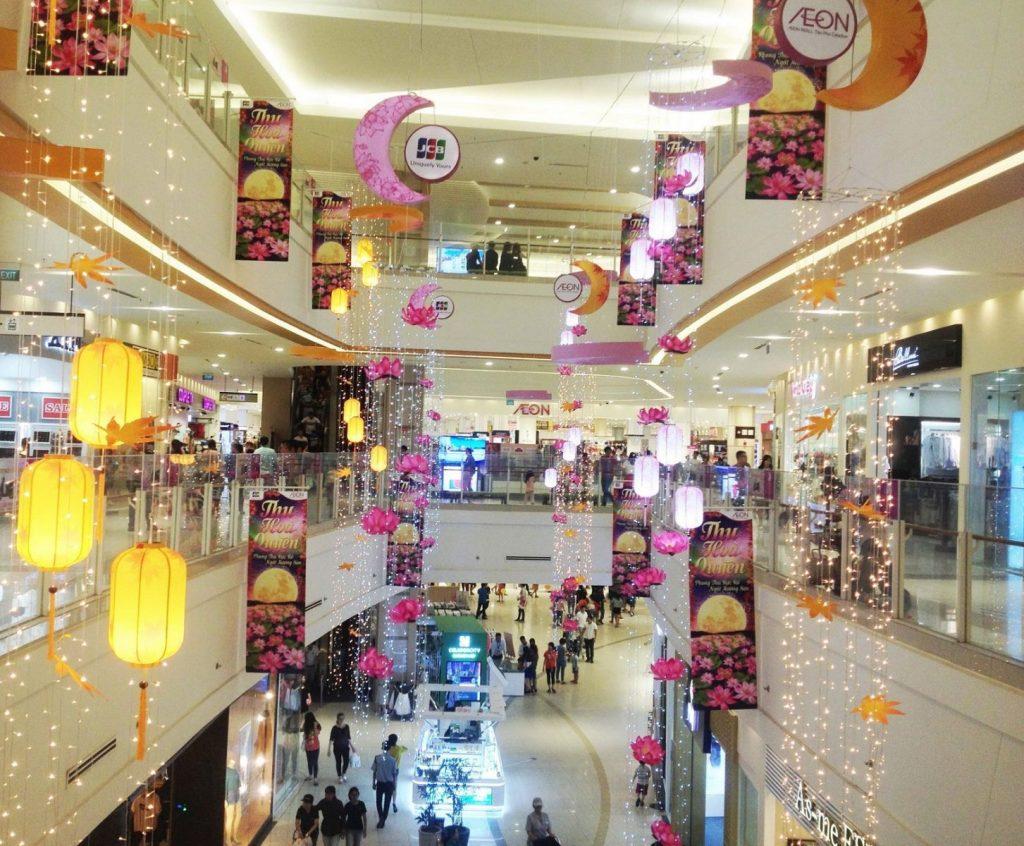 Siêu thị Aeon lớn nhất Sài Gòn có gì đặc biệt?