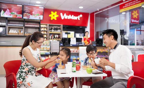 Vinmart là hệ thống siêu thị lớn nhất Việt Nam hiện nay