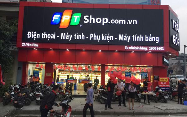Giờ mở cửa FPT shop, giờ đóng cửa FPT shop cụ thể ra sao?