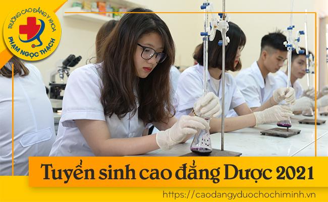 Học dược sĩ Cao đẳng thu nhập cao không?