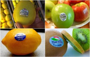 ý nghĩa của mã vạch trên trái cây