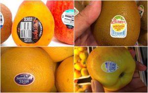 ý nghĩa mã vạch trên trái cây