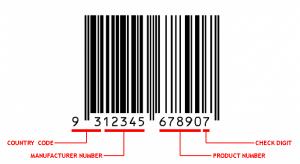 mã vạch 490 của nước nào