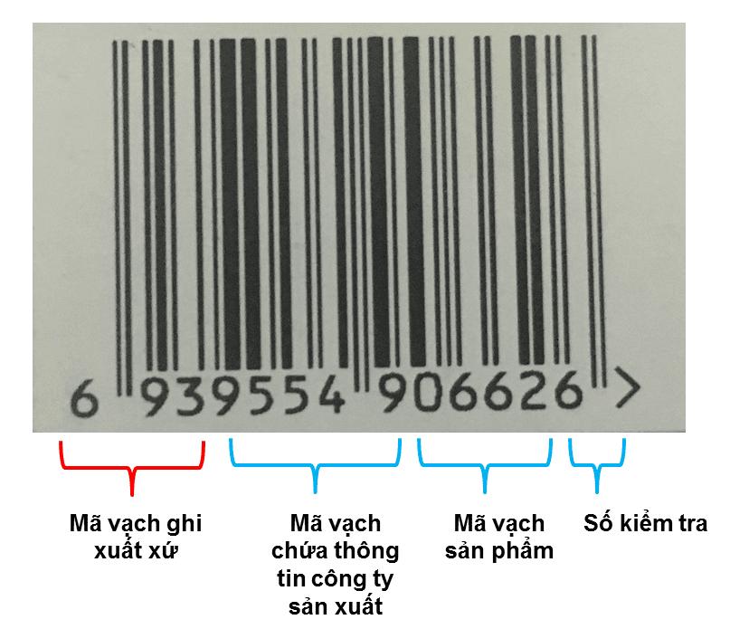 Có bao nhiêu loại mã vạch